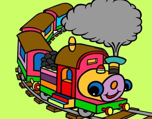 trem-sorridente-veiculos-comboios-pintado-por-leidiana-1021435_163