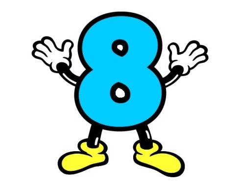 numero-8-letras-e-numeros-numeros-pintado-por-matheus150-1029173